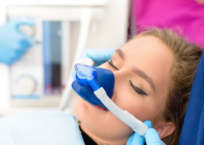 What sedation options are available?