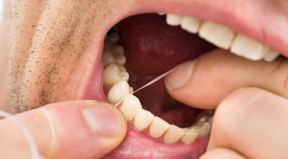 Lower risk of developing tooth decay and gum disease